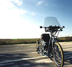 Electro Air Bike 002 3