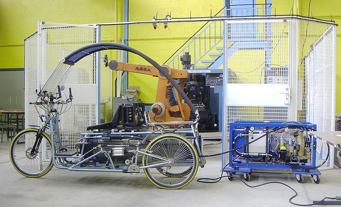 Electro Air Bike 002 5