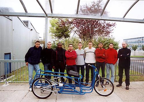 Equipe 2001/2002