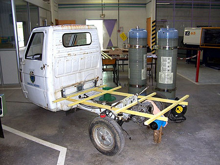 Electro Air Bike 003 6