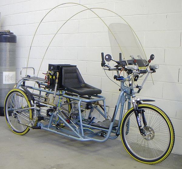 Electro Air Bike 002 7