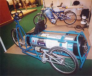 Electro Air Bike 002 8