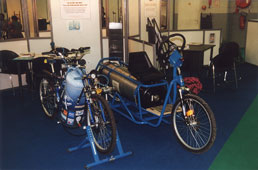 Electro Air Bike 002 10
