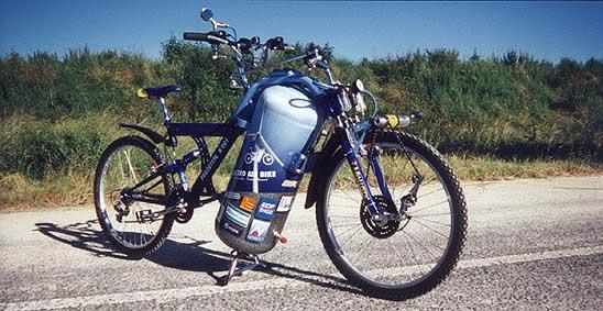 Electro Air Bike 001 2