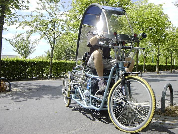 Electro Air Bike 002 15