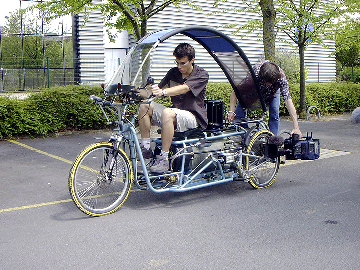 Electro Air Bike 002 16