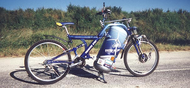 Electro Air Bike 001 3