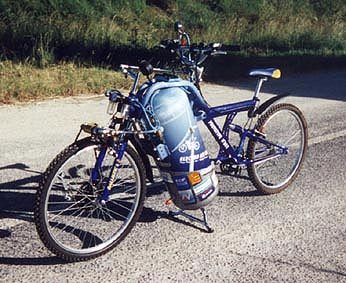 Electro Air Bike 001 5