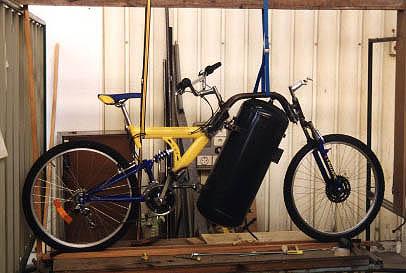 Electro Air Bike 001 6