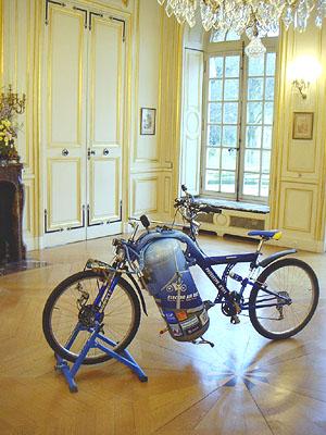 Electro Air Bike 001 7