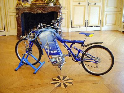 Electro Air Bike 001 8